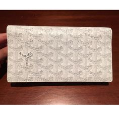 Goyard mens long wallet flap 2 fold color each color GOYARD - BUYMA