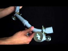 DIY Camera Stabilizer/Steadicam - Easy to Build - YouTube