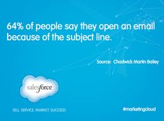Exact Target/Salesforce integration and best #email #marketing practices.