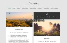 Wordpress Themes - Portfolio Wordpress Template #wordpress #portfolio #wordpressthemes