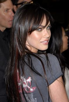 megan fox hair is the best! megan fox hair is the best! Hairstyles With Bangs, Cool Hairstyles, Megan Fox Hairstyles, 2014 Hairstyles, Wedding Hairstyles, Hair Styles 2014, Long Hair Styles, Megan Fox Style, Megan Fox Pictures