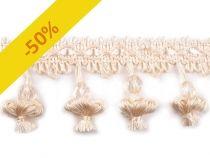 Třásně šíře  80mm s perličkou Gold Rings, Jewelry, Jewlery, Bijoux, Schmuck, Jewerly, Jewels, Jewelery, Fine Jewelry