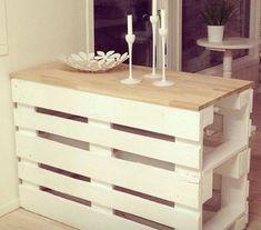19 créations en bois de palettes pour décorer la maison et le jardin... et sans trop dépenser!