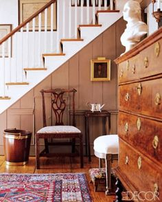 Colonial Stairs