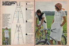 Blog de partage des modèles tricot et des recettes cuisine de la revue 100 idées.