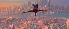 Twitter Hasbro Transformers, Man Character, Spider Verse, Disney Animation, Marvel Characters, Live Action, Pixar, Diving, Spiderman