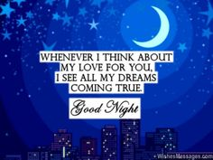 24 Best Good Night Quotes Wishes Messages And Poems Images Good
