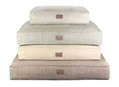 Tweed Harry Barker Dog Bed: I love tweed!!!