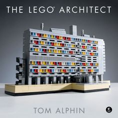 A book for anyone who loves Legos, architecture, or those Lego architecture…