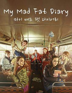 My mad fat diary season 1, 2 (2013 ~ 2014) : 마음의 병을 앓고있는 여자고등학생 레이의 성장기를 다룬 영국드라마. 섬세한 심리묘사와 드라마 전편에 끊임없이 흐르는 1990년대 팝송을 덤으로 감상할 수 있다.