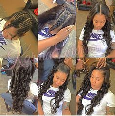 Vixen Sew in #hair