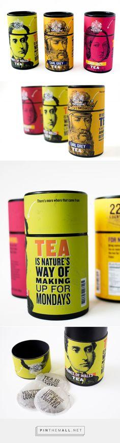 Twinings Tea Rebrand on Behance | Fivestar Branding and Inspiration Gallery
