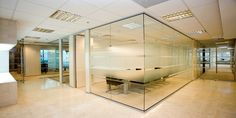 office room partition design - Google Search