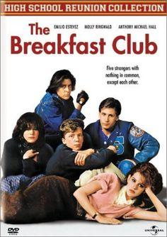 The Breakfast Club (1985) #niciasonoki #thebestofthe80s
