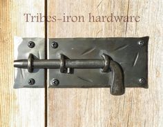 DROP BOLT TOWER STABLE FOR DOOR GATE GARAGE SHED BARN SOLID 60 SILVER 320