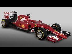 formula 1 2015 - ferrari sf15-t