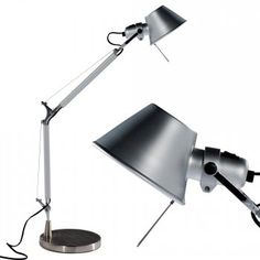 Tolomeo style desk lamp