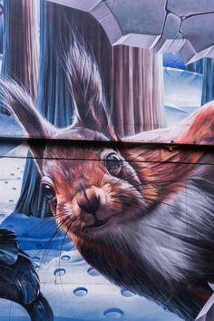 Glasgow Artists and their Best Street Art Murals