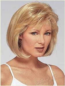 classic bob haircut for women over 50 | Hairstyles for ...