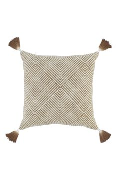 Tanner Pillow Cover Caramel, Bassett Home Furnishings Anthropologie Home, Couch Set, Caramel Color, Boutique, Design Consultant, Hand Spinning, Home Collections, Accent Pillows, Accent Walls