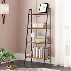 Cube Bookcase, Etagere Bookcase, Ladder Bookcase, Shelving Racks, Storage Rack, Wood Shelves, How To Distress Wood, Engineered Wood, Rustic Style