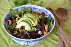 Waterkers salade - Rens Kroes