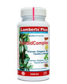 http://www.denatural.es/category186/candidcomplex-60-capsulas Para tener en cuenta:      Contribuye a mantener el bienestar digestivo     Contribuye a eliminar los gases generados durante la digestión