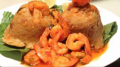 Mofongo con Camarones|Mofongo & Shrimp|Sabor en tu Cocina|Ep. 97