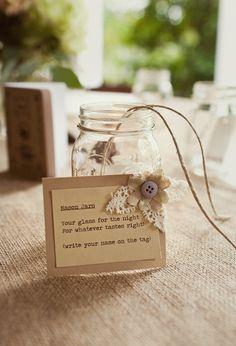 Mason jar wording