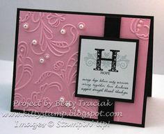 Strength and Hope Digital Hybrid Card by kittystamp - Cards and Paper Crafts at Splitcoaststampers