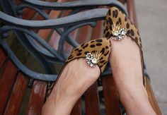 leopard + sparkle
