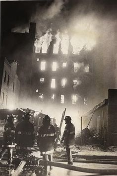 Nation: Fire fatalities in New York City doubled in the 1970s!!! i wouldn't want to live there!