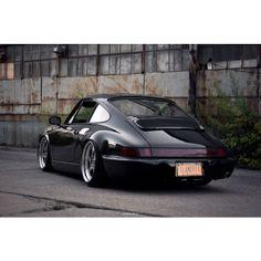 via instagram @duwerke Porsche 911