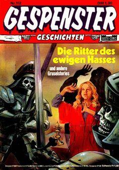 Cover for Gespenster Geschichten (Bastei Verlag, 1974 series) #112