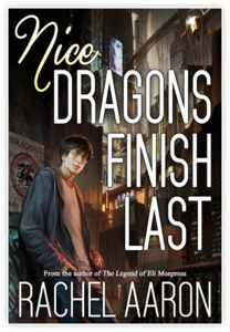 9 stars out of 10 for Nice Dragons finish last by Rachel Aaron #bookreview #boganmeldelse. Read more reviews at http://www.boggnasker.dk