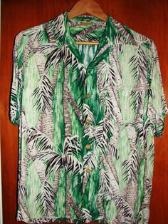 Kamehameha 3D Palm Trees Shirt