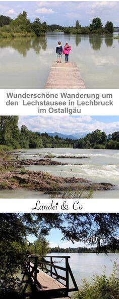 Wunderschöne Wanderung im Ostallgäu um den See, mit und ohne Kindern, traumhafte Ausblicke, schön gestaltete Ruheplätze, viele Spielmöglichkeiten für Kinder