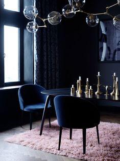 Une superbe collection de meubles de la marque suédoise Layered