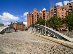 Hamburg, Germany, Green Network, car-free, cycle path, urban planning, urban parks, Angelika Fritsch, Grünes Netz, climate change, flooding, sea level rise, resilient design