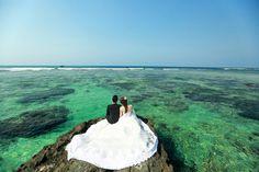 Đẹp mê hồn ảnh cưới tại Lý Sơn của cặp đôi Việt Kiều - 1