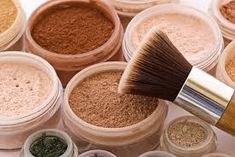 How to Apply Bare Minerals Makeup! I love love love bare minerals powder foundation Beauty Make Up, Diy Beauty, Beauty Skin, Beauty Hacks, Beauty Tips, Beauty Solutions, Beauty Style, Beauty Box, Fashion Beauty