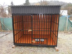 Voliéra pre psa 2 x Lockers, Locker Storage, Home Decor, Decoration Home, Room Decor, Locker, Closets, Cabinets, Cubbies