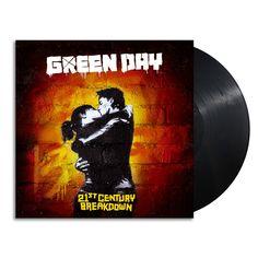 Lazy Labrador Records - Green Day · 21st Century Breakdown · 2xLP · Black 180 Gram, $23.99 (http://lazylabradorrecords.com/green-day-21st-century-breakdown-2xlp-black-180-gram/)