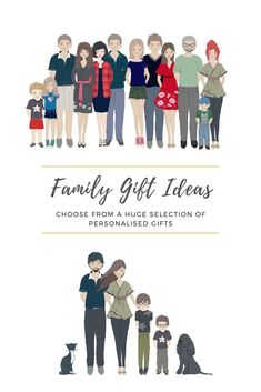 Irish owned art print /printable/ home gift shop by CherryTreePaperieCo Personalized Family Gifts, Family Print, Cheap Gifts, Inexpensive Gift, Family Pictures, Family Portraits, Online Printing, Gift Ideas, Handmade Gifts