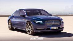 X-Tomi Design: Lincoln Continental