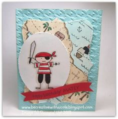 Ahoy Matey! by nwt2772 - Cards and Paper Crafts at Splitcoaststampers
