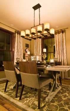 Transitional Dining Room Chandeliers Luxury Luminous Rectangle Chandelier by Maxim Lighting Dining Table Chandelier, Dining Room Light Fixtures, Dining Room Lighting, Rectangle Chandelier, Chandelier Ideas, Candle Chandelier, Rustic Chandelier, House Lighting, Kitchen Lighting
