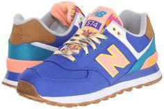 Amazon.com: New Balance Women's WL574 Expedition Pack Running Shoe