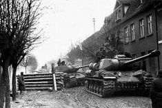 Joseph Stalins column with commander up. #worldwar2 #tanks