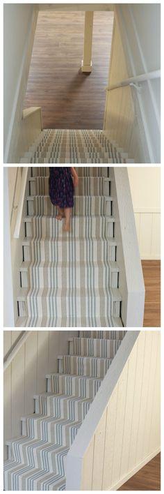 basement stair remodel - easy home diy
